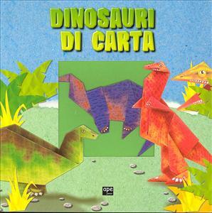 Dinosauri di carta