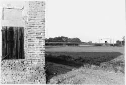 [Veduta di un edificio rurale a Rho