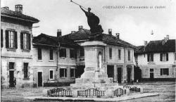 Cornaredo: Monumento ai Caduti