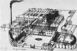 Cornaredo: Veduta del complesso Filanda - Palazzo Serbelloni
