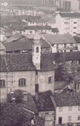 Chiesa del Carmine Lainate anni '60