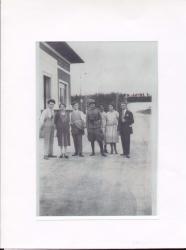 Lainate - Raccolta foto d'archivio - Famiglia Oliva