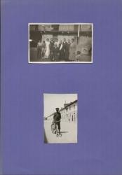 Lainate - Raccolta foto d'archivio - Famiglia Favini Luigi (postino)
