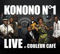 Live at Couleur Café