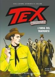 Tex. L'orda del tramonto