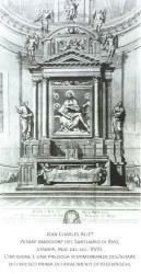 Altare Maggiore del Santuario di Rho