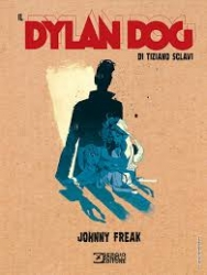 Dylan Dog. Johnny Freak