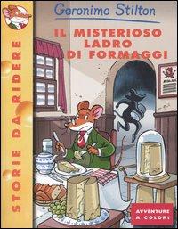 Il misterioso ladro di formaggi