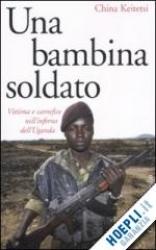 Una   bambina soldato