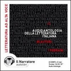 Audio antologia della letteratura italiana