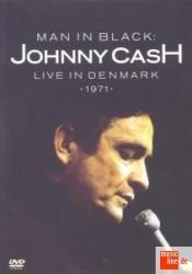The man in black: Johnny Cash