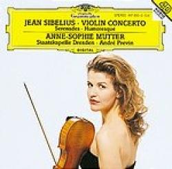 Violin concerto op. 47