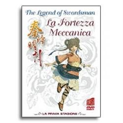 The Legend Of Swordsman. [4]: La Fortezza Meccanica