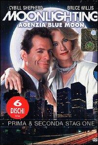 Moonlighting. Agenzia Blue Moon
