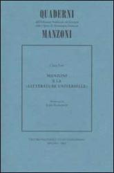 Manzoni  e la litterature universelle