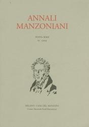 Annali manzoniani. Nuova serie. 6: 2005