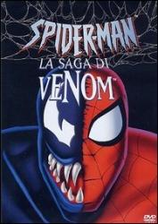 Spider-man. La  saga  di  Venom