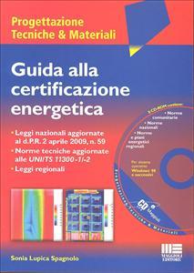 Guida alla certificazione energetica