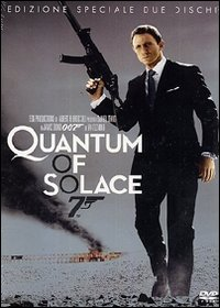 Agente 007. Quantum of Solace
