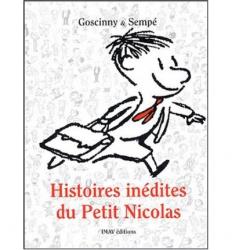 Histoires inedites du petit Nicholas