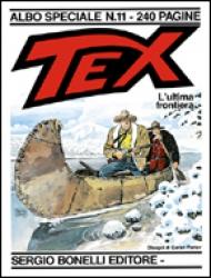 Tex. L' ultima   frontiera