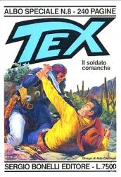Tex. Il soldato   Comanche