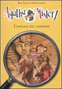 Agatha Mistery. 1: L' enigma  del  faraone