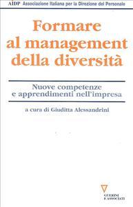 Formare al management della diversità