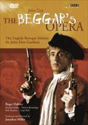 The beggar 's  opera