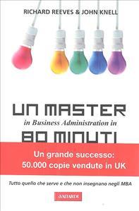 Un master in Business Administration in 80 minuti