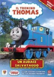 Il trenino Thomas. 5: Un audace salvataggio