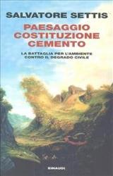 Paesaggio Costituzione cemento