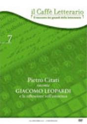 Pietro   Citati   racconta  Giacomo Leopardi e la riflessione sull'esistenza