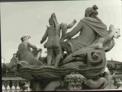 Particolari della fontana di Teti [Galatea]