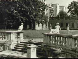 Particolari fontana di Teti [Galatea]