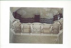 Balconata del salone delle feste