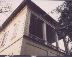 Lainate. Barbaiana. Villa Bianchi - Meraviglia - Osculati di Barbaiana