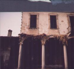 Lainate. Grancia. Casa padronale dei conti Arese - Lucini della Cascina Grancia