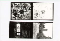 Grande mosaico con torre delle acque
