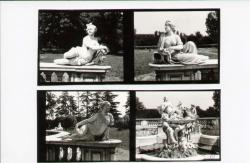 Particolari della fontana di Galatea