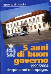 5 anni di buon governo