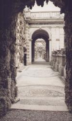 Galleria delle romane dopo il restauro