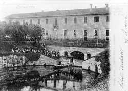 Veduta della sorgente La Fontana