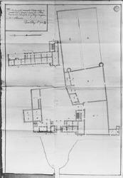 Palazzo Dugnani: planimetria