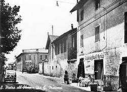 San Pietro all'Olmo: via Marconi