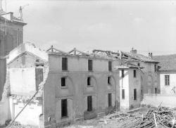 [3]: Cornaredo: abbattimento del cortile del fattore di casa Serbelloni