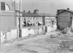 [7]: Cornaredo: abbattimento del cortile del fattore di casa Serbelloni