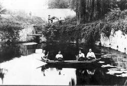 Foto ricordo in barca