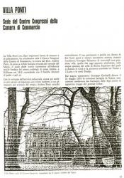 Articoli sulle ville Ponti [1]