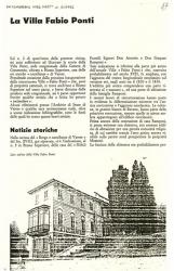 Articoli sulle ville Ponti [19]
